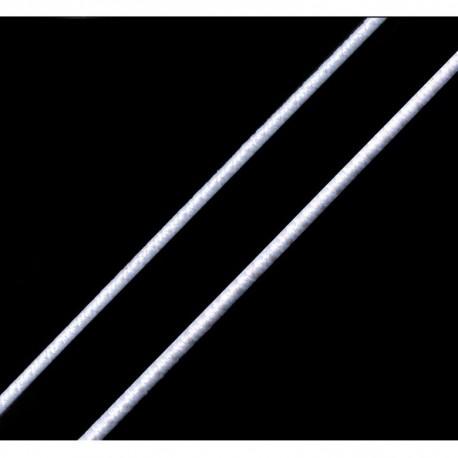 Rund elastic 1mm