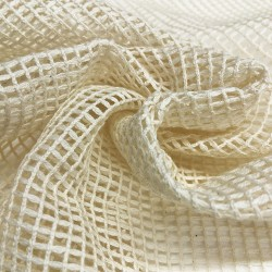 Mesh fabric organic cotton