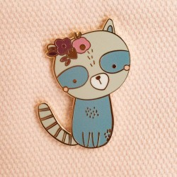 Lise Tailor - Pin – Woodland friends
