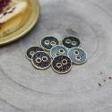 Atelier Brunette - Joy Glitter Buttons