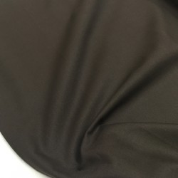 Dark brown cotton - 95cm