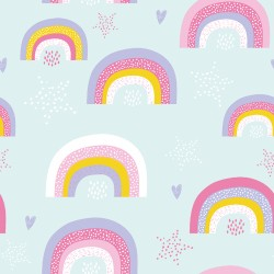 Cotton rainbow
