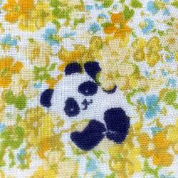 Cosmo - Yellow pandas - 66cm