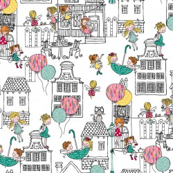 Little girls cotton