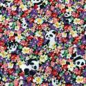 Cosmo - Multicolored pandas
