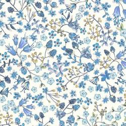 Liberty Fabrics Organic Donna Leigh