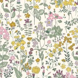 Liberty Fabrics Organic Field Flowers