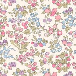 Liberty Fabrics Organic Nancy Ann