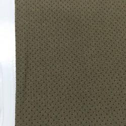 Cosmo - Jacquard khaki dots