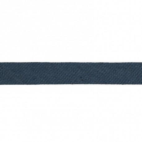 Denim bias tape - 20mm