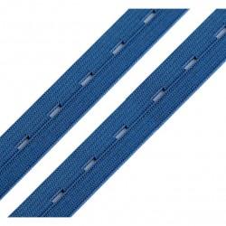 Buttonhole elastic tape webbing