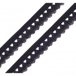 Decorative elastic