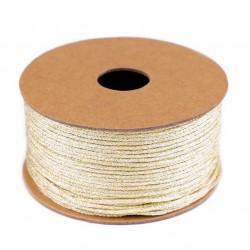 Lurex ribbon 3 mm - 20m
