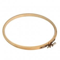 Wood enbroidery hoop 18cm