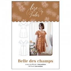 Lise Tailor - Sewing pattern Belle des champs