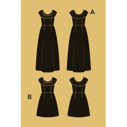 Deer and Doe - Coquelicot Dress