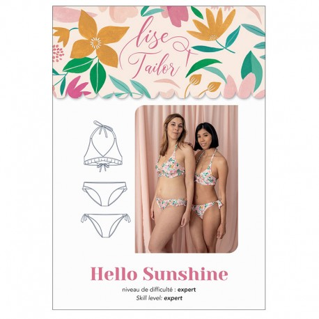 Lise Tailor - Sewing pattern Hello Sunshine