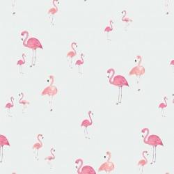 Jersey flamingos