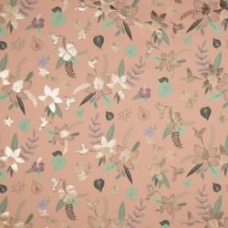 Jersey foil humming-bird