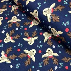 Jersey christmas deer
