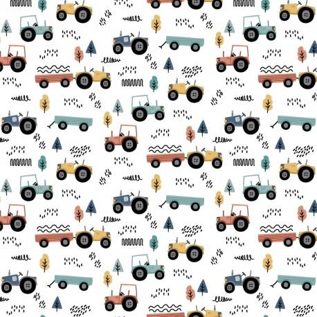 Jersey tractors