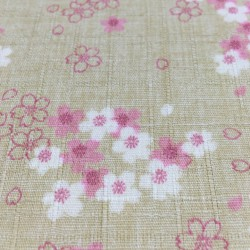 Morikiku - Sakura flowers cream