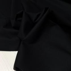 Black popelin