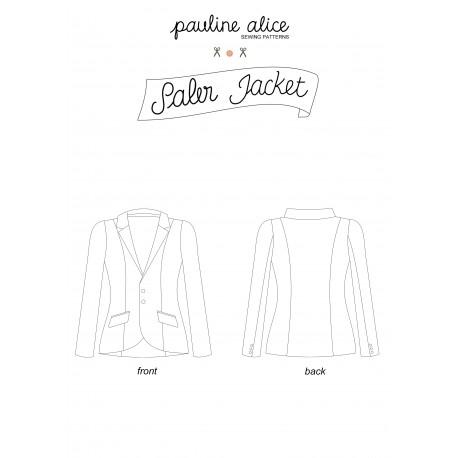 Pauline Alice - Saler jacket