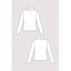 Named - Paola Turtleneck Tee