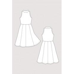 Named - Beatrix Skater Dress