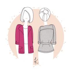 Anne Kerdilès couture - Blouse Milan