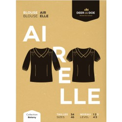 Deer and Doe - Airelle Blouse