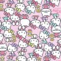 Printed canevas Hello Kitty