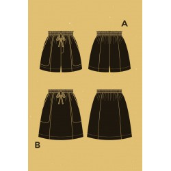 Deer and Doe - Goji short/skirt