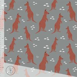 Elvelyckan Design - Kangaroo grey