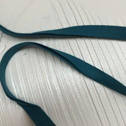 Bias tape peacock blue united