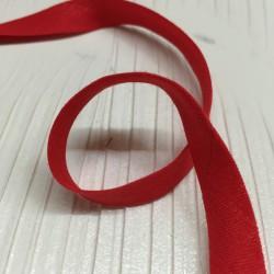 Bias tape cherry red united